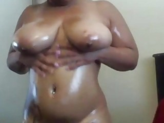 BBW ebony with tattoo real housewife