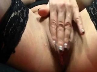 Vivian's crevice shagging