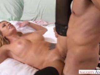 Adult turn mam Briana Banks likes hot cumshots