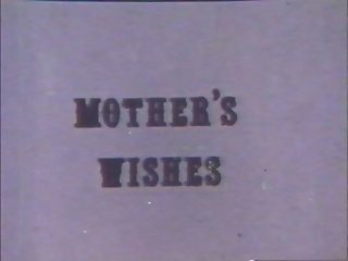 Mothers Wishes - vintage 1960&#039_s