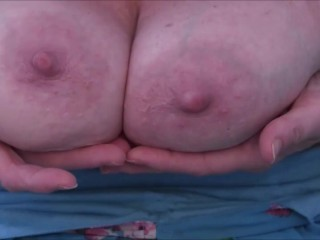Taboo mother Boobgasm