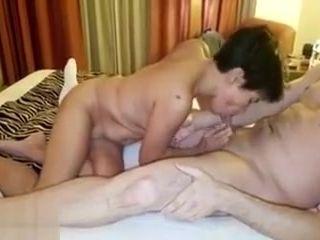 Swallowing strangers cum
