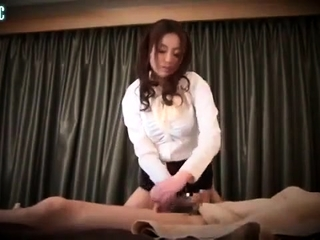 Chinese rubdown bj with spunk