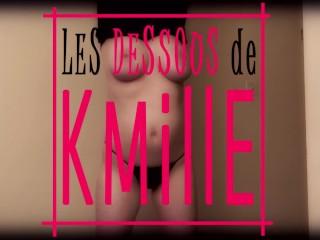 Kmille présente freeze nuisette Obsydian de compulsive