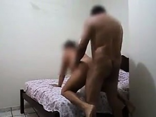 Cheating Indian Housewife In A Hotel