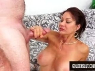"""""""Cock Hungry Older Vanessa Videl Gets Fucked to Perfection"""""""