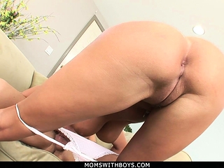 Cougar Riley Evans assfuck drilling With hubby