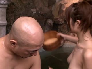 Best chinese nymph in sexy oral pleasure, cougar JAV gig