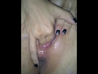 Sativa Nery and her moist gash