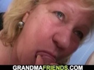 """""""Busty wooly labia grannie love dual penetration"""""""