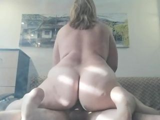 Plumper cougar get real climax railing dinky, vagina internal ejaculation fledgling phat ass white girl mommy